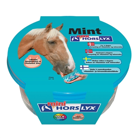 Horslyx Mini Mint