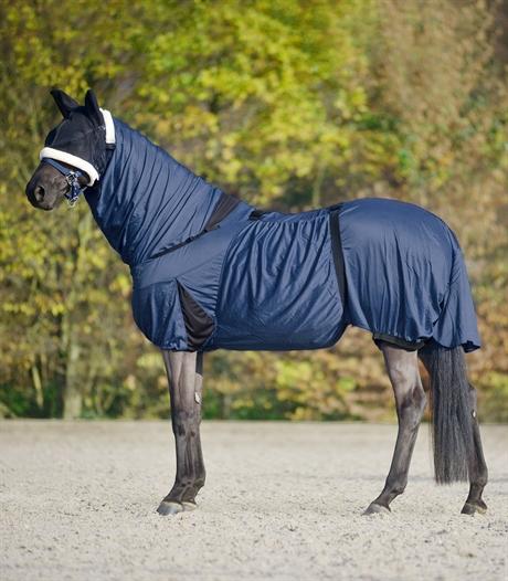 Eksemtäcke häst rea