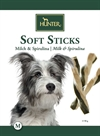 Dog Treat Soft Stick Milk & Spirulina